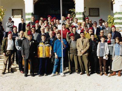 Pasqua 2002 | Fotografia: Arxiu Caramelles Sitgetanes