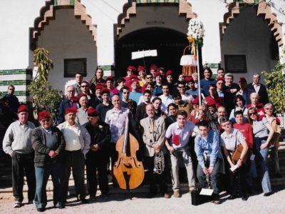 Pasqua 2003 | Fotografia: Arxiu Caramelles Sitgetanes