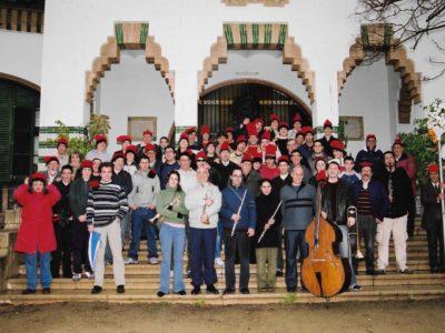 Pasqua 2004 | Fotografia: Arxiu Caramelles Sitgetanes