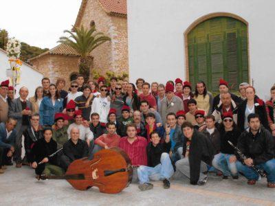Pasqua 2006 | Fotografia: Arxiu Caramelles Sitgetanes