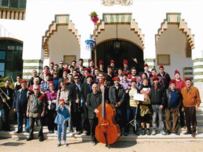 Pasqua 2012 | Fotografia: Arxiu Caramelles Sitgetanes
