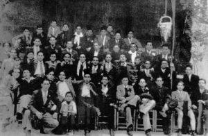 Colla de caramelles d'El Retiro l'any 1942 | Font: Societat Recreativa El Retiro